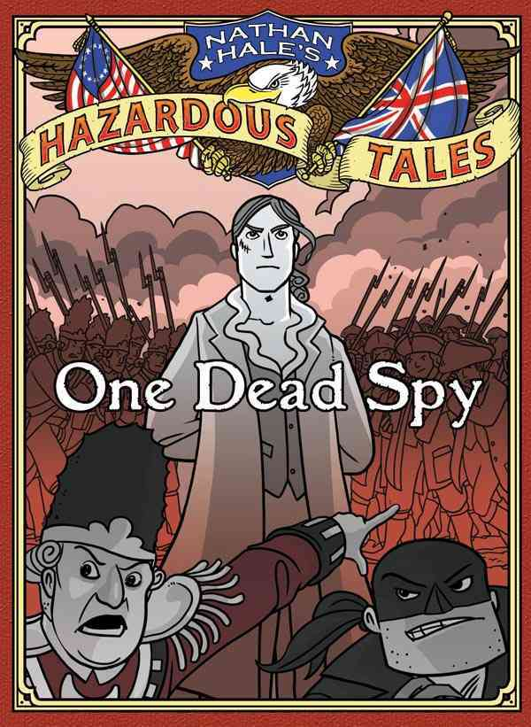 One Dead Spy By Hale, Nathan